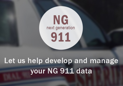 Next Generation 911 services